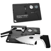 Credit Card Sized Toolkit