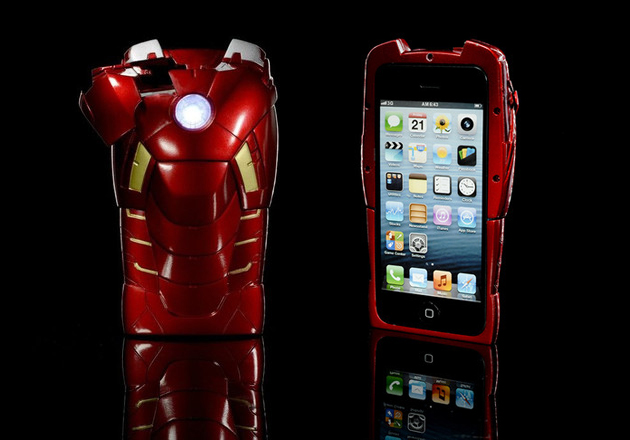 Authentic Marvel LE Iron Man Mark VII iPhone 5 Case