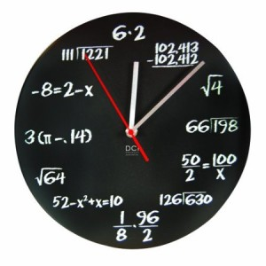 Mathematic clock