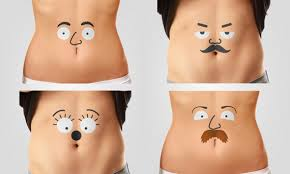 Bellies Temporary Tattoos