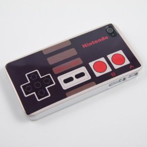 dc classic controller hard plastic case for iphone