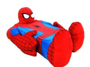 Spiderman twin bed