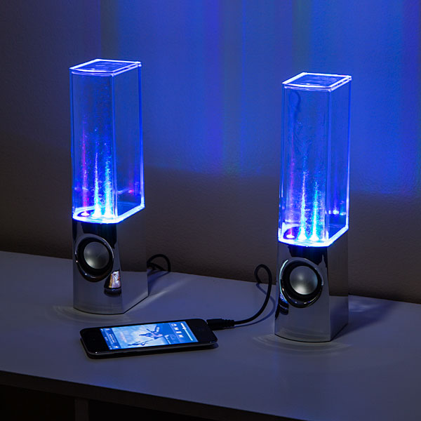 Light Show Sound Speaker