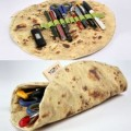 Pita Bread Pencil Holder