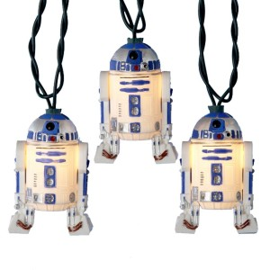 Light Star Wars R2D2 Light Set