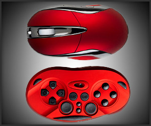 Mouse Gaming Controller