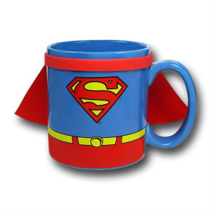 Superman mugs