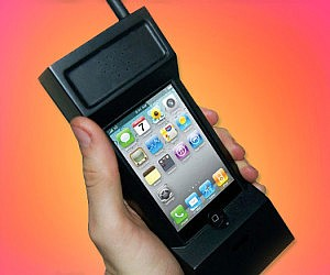 The 80s Style iPhone Case