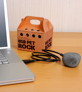 Pet Rock USB