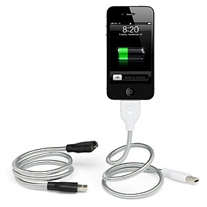Smartphones Flexible Charging Cable