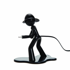 Fireman Charging Cable Holder