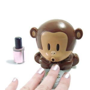 The Monkey Nail Dryer