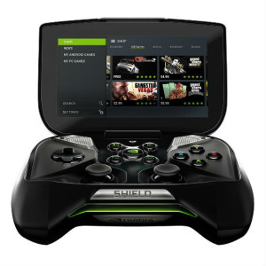 NVIDIA Shield Gaming Portable