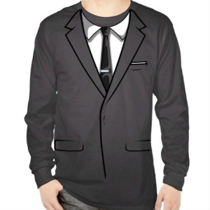 Archer Suit Costume T-Shirt