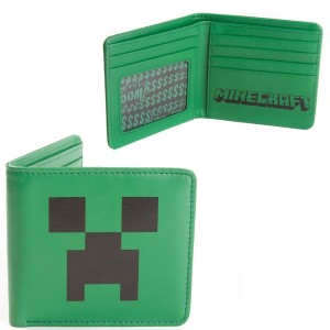 Minecraft Creeper Wallet-2