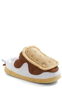 Ice Cream Sandwich USB Foot Warmers