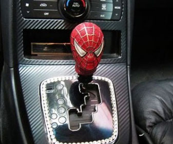 how to make awsome shift knob