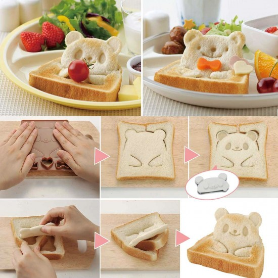 Pop Up 3D Toast Maker