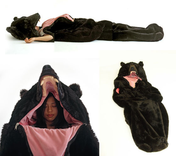 Bear Sleepping Bag