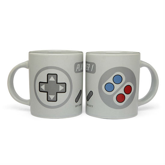 2 Player Gaming Mug Set