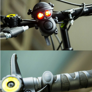 Skull Electric Bike Horns