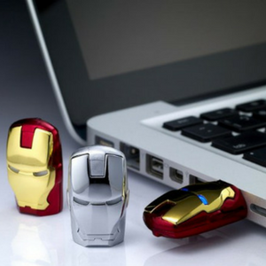 Ironman Mask USB Flash Drive